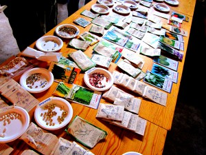 seed swap table facebook