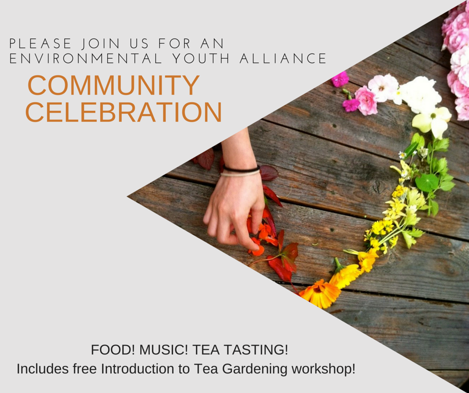 EYA Community Celebration! You're invited! April 30